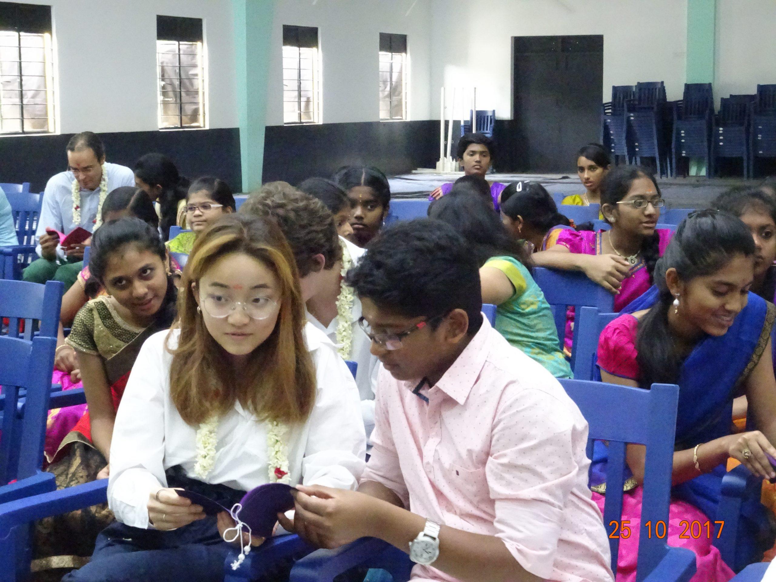 CBSE School Education | Yuvabharathi Public School