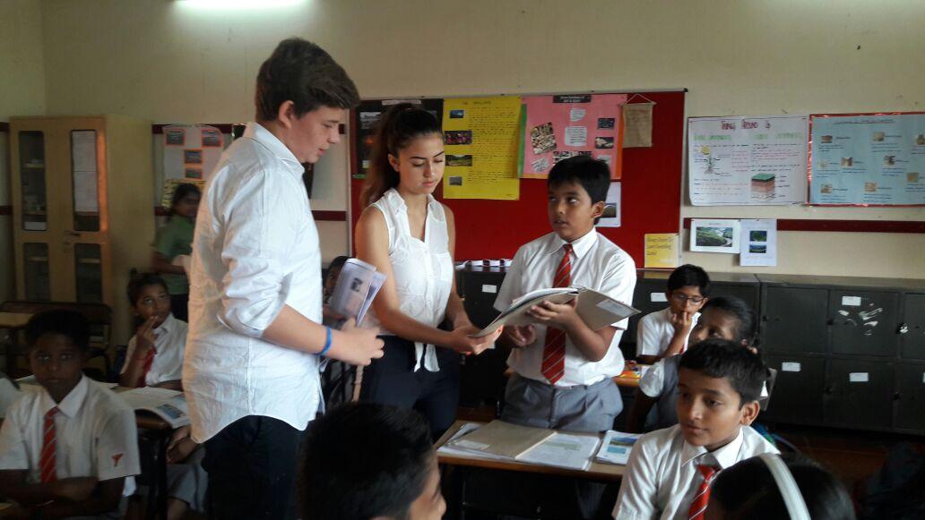 Yuvabharathi Programme | Top School in Coimbatore