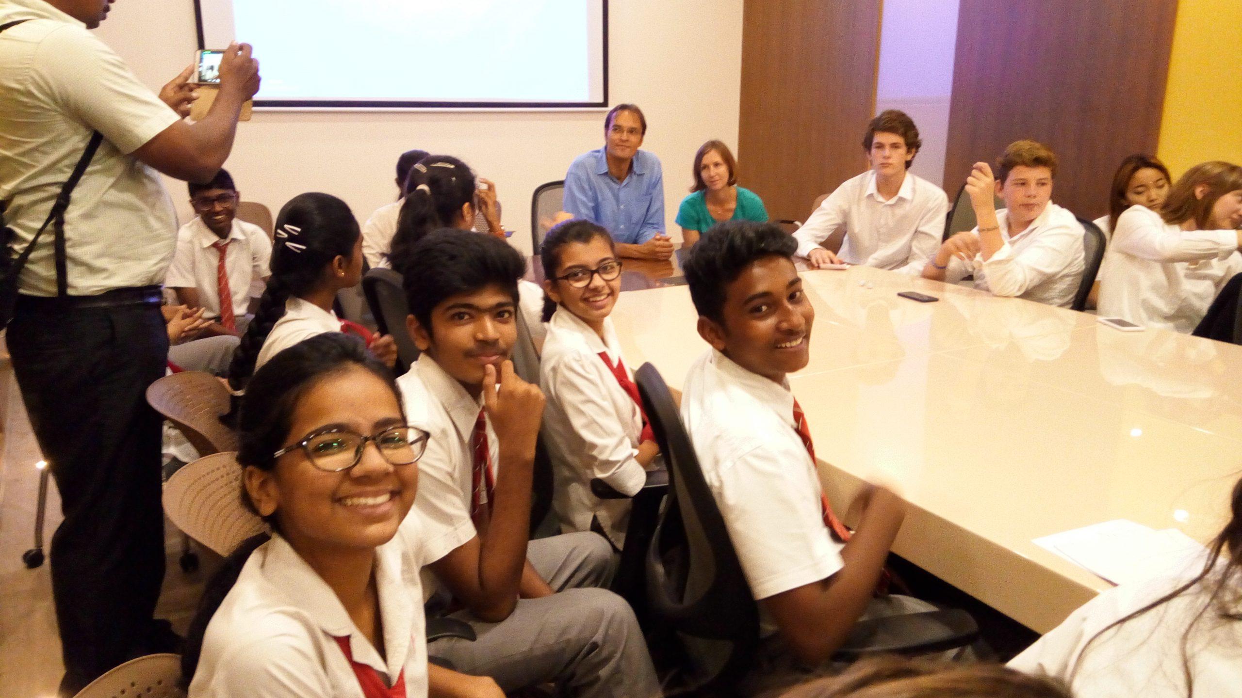 Holistic Development | Yuvabharathi Public School
