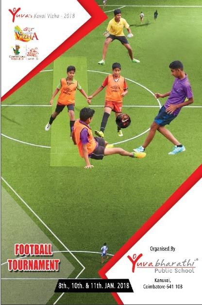 Kovai Vizha 2018 -Football tournament | YBPS